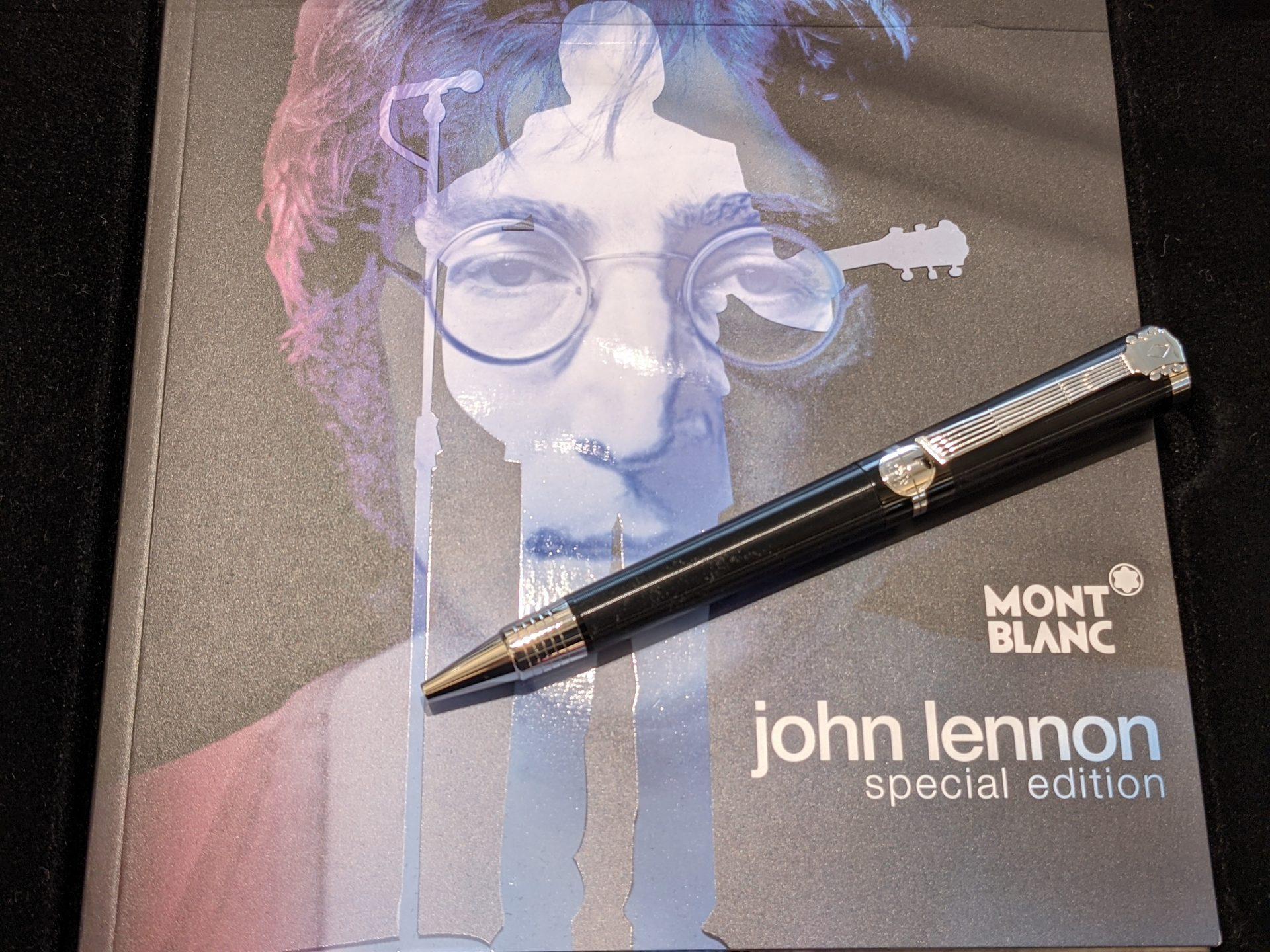 MONTBLANC JOHN LENNONMONTBLANC JOHN LENNON